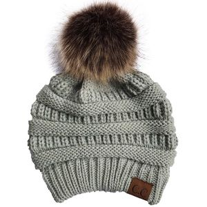 Accessories - Gray knitted Hat
